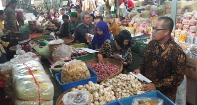 Harga Bawang Meroket, TPID Solo Akan Gelar Operasi Pasar