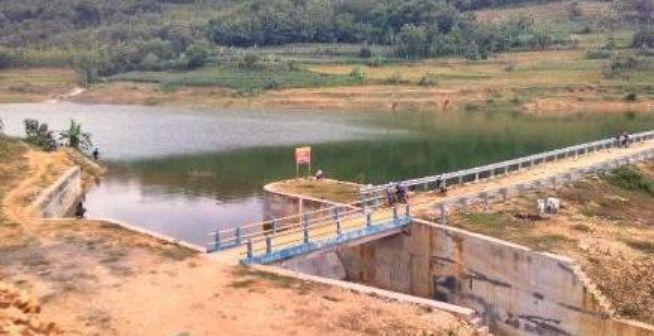 Sugiyanto Rela Tanahnya Diambil untuk Mengurug Tanggul Embung