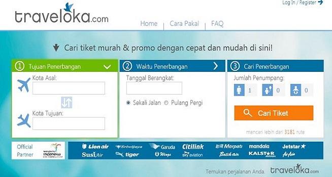 Tips Jitu Berburu Tiket Pesawat Promo Traveloka 2020 Terbaru